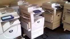 Xerox Color Copier for sale with very Low Meters 2018