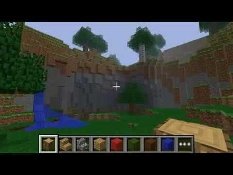 Mojang Minecraft Pocket Edition v0.10.4 .ipa iPad iPhone iPod / Free Download - YouTube