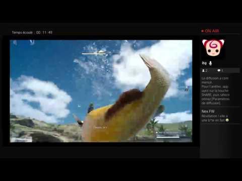 Ery - poisson legendaire - FFXV