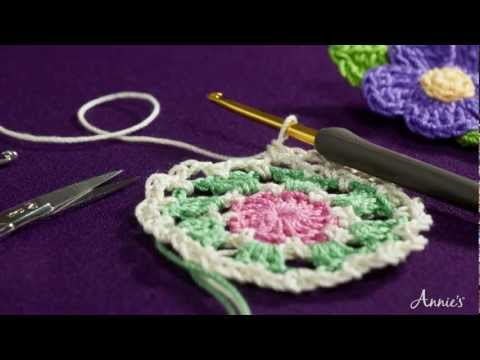Learn How to Crochet with Thread with Annie's Online Classes