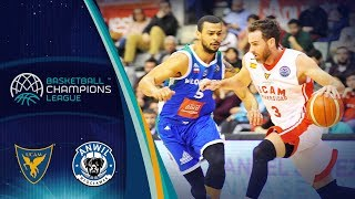UCAM Murcia v Anwil - Highlights - Basketball Champions League 2018-19