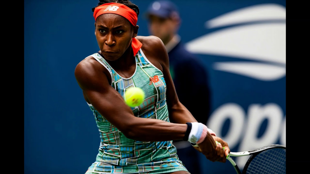 US Open: Coco Gauff sets up match with Naomi Osaka after three-set win against Timea Babos