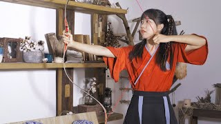 How to build Chinese Ancient Recurve Bow and Arrow? | The Way of Archery in China