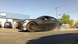 2016 Dodge Charger SRT Hellcat Test Drive