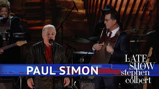 Paul Simon Performs 'That Was Your Mother'