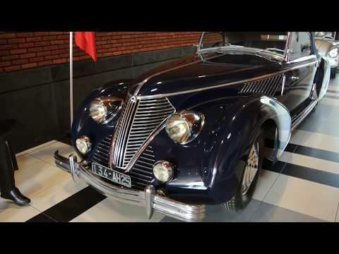 Car Review: 1938 Lancia Astura Pininfarina Cabriolet tipo Bocca