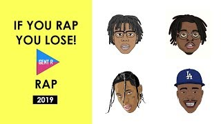 IF YOU RAP, YOU LOSE! #3