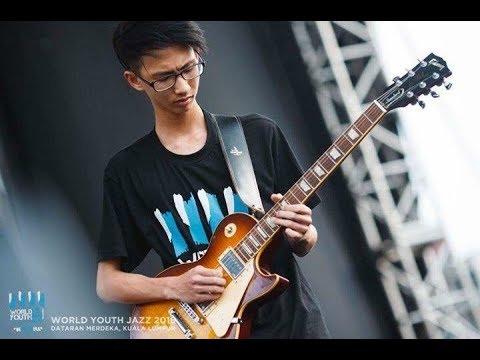 Jazz Glory Band  at Worth Youth Jazz Festival Malaysia 2016