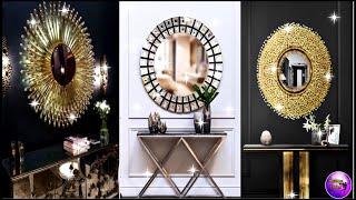 ❣️10 GLAM WALL DECOR IDEAS | HOME DECORATING IDEAS | FASHION PIXIES