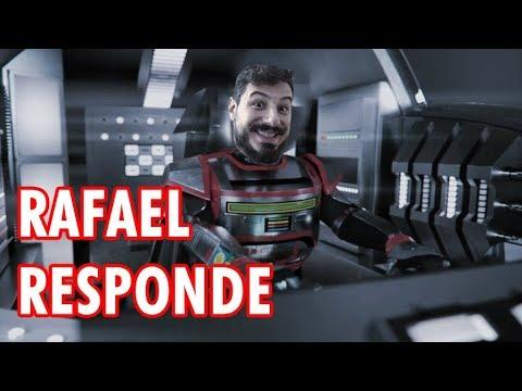 Jaspion 3D - Rafael Responde
