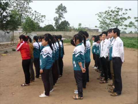 Clip 12A5 Truong Giao Thuy B (Khoa 2007-2010).wmv
