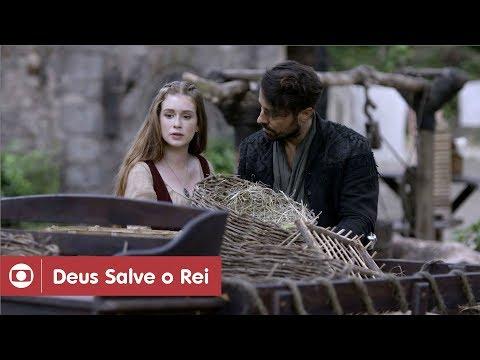Deus Salve O Rei: capítulo 39 da novela, quinta, 22 de fevereiro, na Globo