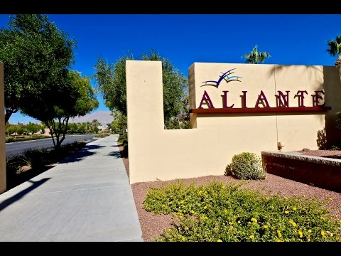 Aliante Community! | North Las Vegas