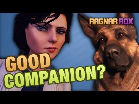 What Makes a Good Video Game Companion? ➣ RagnarRox