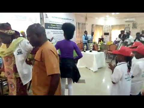 Amarachi dance and performed live Abuja