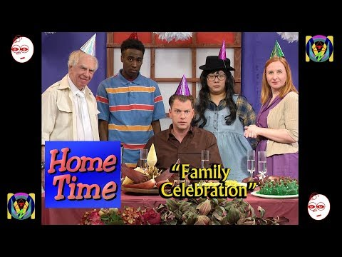 Home Time Full Episode  Ep1