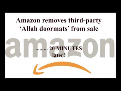 Amazon Removes the Selling of disrespectful Doormat