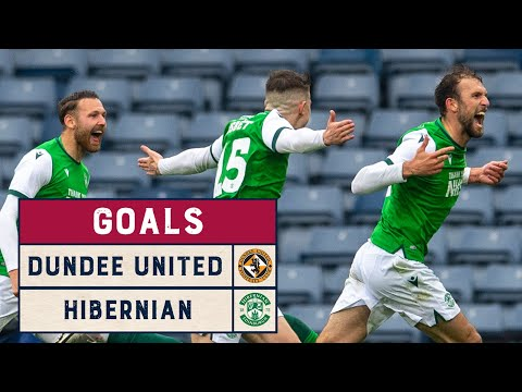 Dundee Utd Hibernian Goals And Highlights