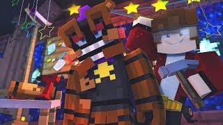 Minecraft FNAF 6 Pizzeria Simulator - FIXING ROCKSTAR FREDDY! (Minecraft Roleplay)