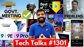 Tech Talks #1301 - PUBG Mobile India Govt Meeting, V20 Pro Launch, OnePlus 9E, Micromax IN Problems
