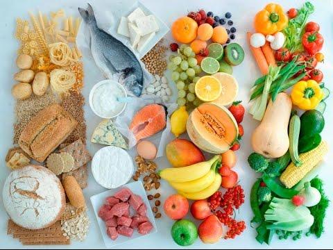 Нормы потребления жиров, белков, углеводов