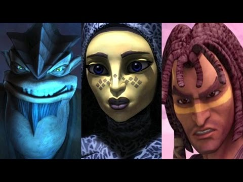 3 Jedi Who Fell to the Dark Side During The Clone Wars
