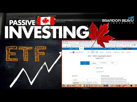 Best ETFs For Passive Investing In Canada (For BEGINNERS)