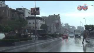 محيط مسجد الفتح و ميدان رمسيس يتزين بأعلام مصر احتفالا بثورة 25 يناير