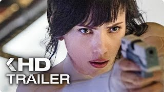 GHOST IN THE SHELL Extended Clip (2017)
