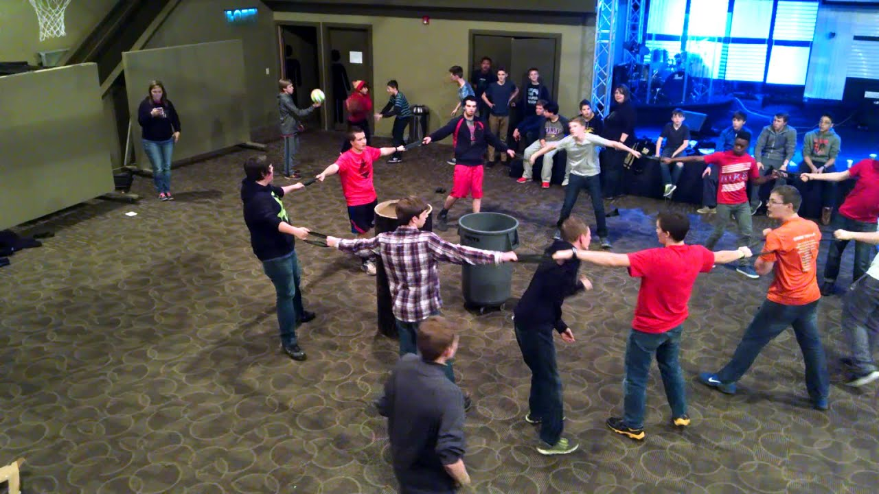 dating games for youth group