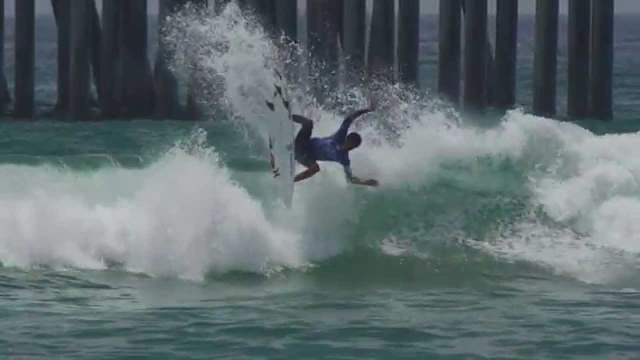 90a309a798 2015 Vans US Open of Surfing - Men s Surf Teaser - YouTube