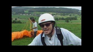 Raab in Gefahr - Gleitschirmfliegen - TV total