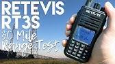 Retevis RT3S Dual Band DMR Handheld Review - Ham Radio Q&A