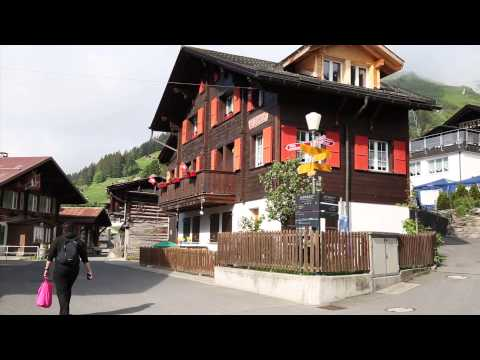 A Day Trip to Schilthorn in the Bernese Oberland, Switzerland June 2015