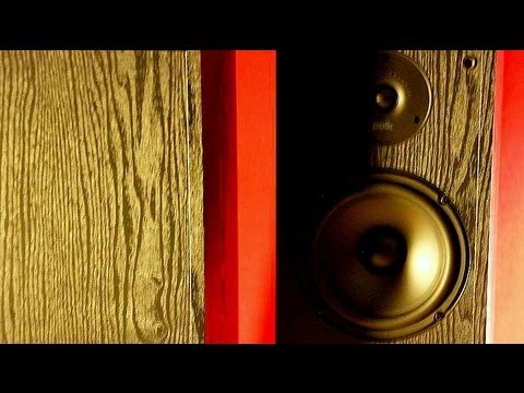 Floorstanding Speakers: Polk Audio R50 (1 of 3) by theaudiophilestore