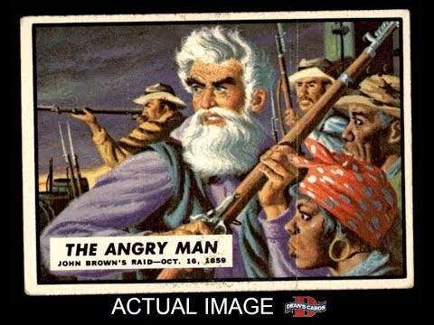 Topps/ A&BC Civil War News Bubble Gum Cards 1960s