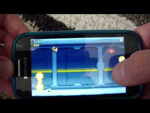 Обзор простых игр на ANDROID на Samsung Galaxy Ace 2