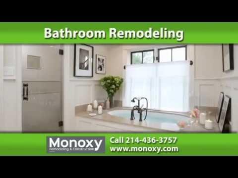 Bathroom Remodeling Dallas TX Monoxy YouTube Amazing Bathroom Remodeling Dallas Tx