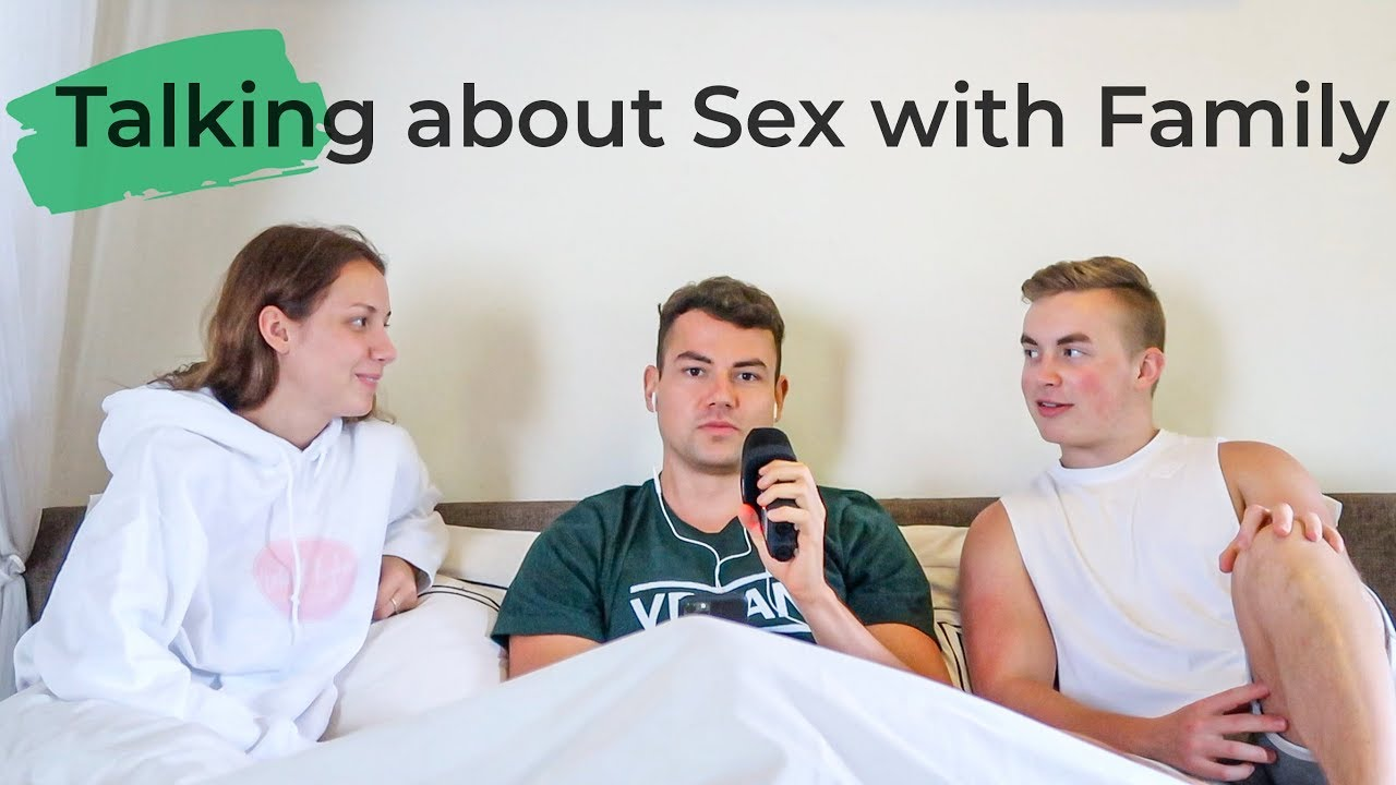 Family sex with Have you