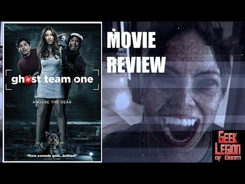 GHOST TEAM ONE ( 2013 ) Comedy Movie Review