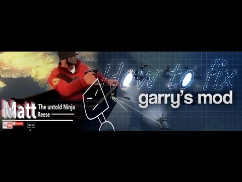 Garrys Mod (How to join your friend) STEAM