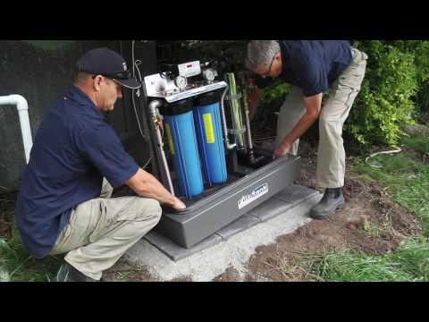 Filtatank Rainwater Filtration System