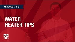 Apollo Water Heater Tips