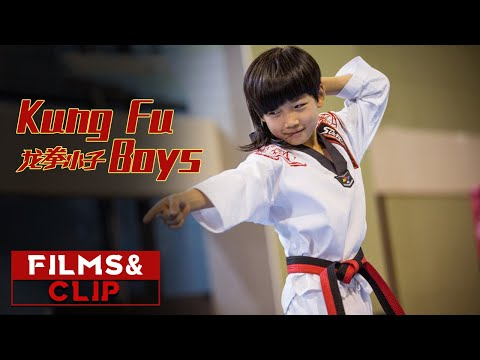 Lin Qiunan Fights Against Many People, Beat A Group of Taekwondo Fighters | Kung Fu Boys - 中国电影频道 CHINA MOVIE OFFICIAL CHANNEL