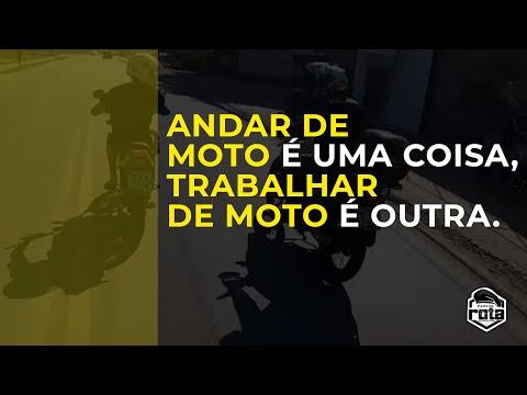 ANDAR DE MOTO É UMA COISA,TRABALHA RDE MOTO É OUTRA | MARANGONI | PAPO DE ROTA
