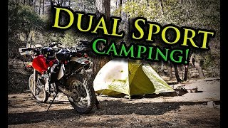 Dual Sport Motorcycle Camp | Squirrel Hunt Pt1(, 2017-10-14T13:04:46.000Z)