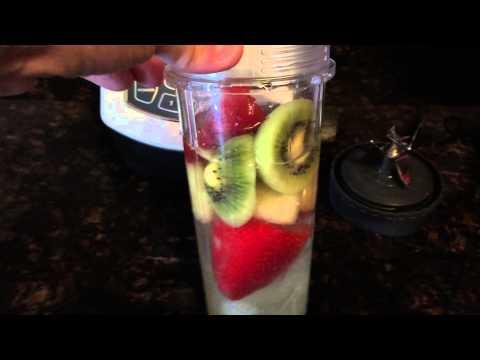 Strawberry Kiwi Pineapple Smoothie