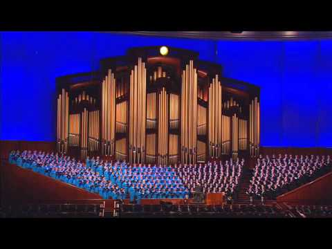 Mormon Tabernacle Choir - Onward Christian Soldiers
