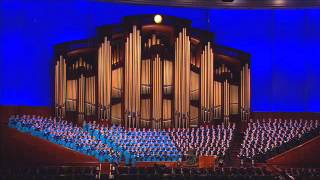 Gambar cover Mormon Tabernacle Choir - Onward Christian Soldiers