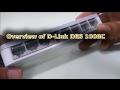 Overview of D-Link DES 1008C